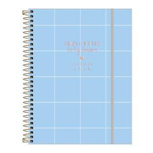 agenda-espiral-2020-tilibra-small-notes-for-big-dreams-planner-2020-azul-haikai-presentes-papelaria-290971