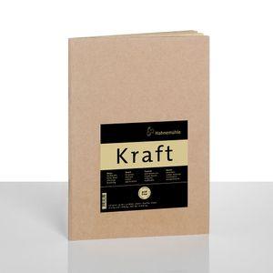 Kraft-Sketch-booklet-A5-Hahnemuhle-120g-m²
