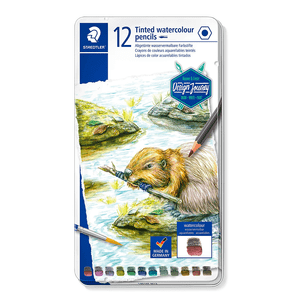 14099823124-tinted-watercolour-pencils-12-cores