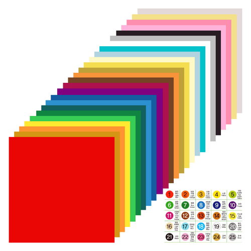 One-Color-Single-Sided